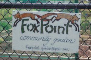 Fox Point Community Garden