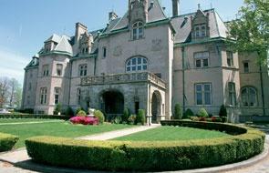 Salve Regina University - Ochre Court