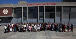 New Dimension Church