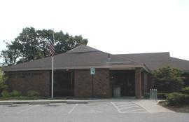 Cranston Library Auburn Branch