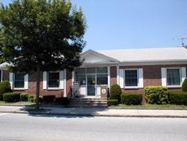 Cranston Library Knightsville Branch