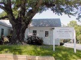 Cranston Library Oak Lawn Branch