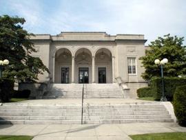 Cranston William Hall Library