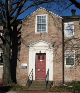The Old Brick School House