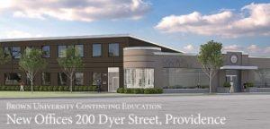 Brown University - 200 Dyer Street