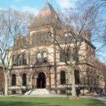 Brown University - Sayles Hall