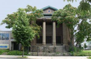 Broad Street Synagogue