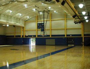 Roger Williams University: Campus Recreation Center Gymnasium
