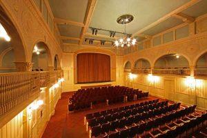 The Stanford White Casino Theatre