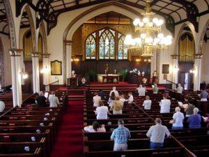 Baptist Church in Warren