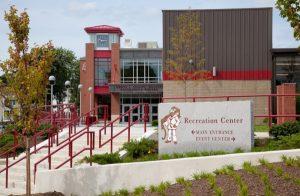 Rhode Island College - Recreation Center
