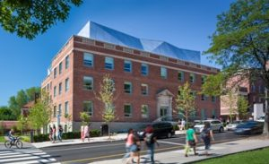 Brown University - 85 Waterman Building