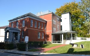 Newport Historical Society Resource Center
